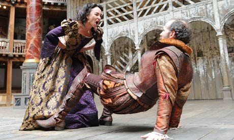 The Taming Of The Shrew, Shakespeare's Globe, London