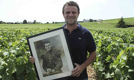 Stéphane Cherrier of Domaine Paul Cherrier