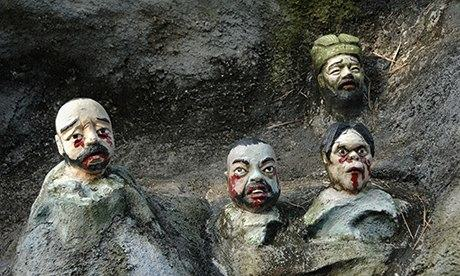 Image result for The Haw Par Villa Theme Park, Singapore