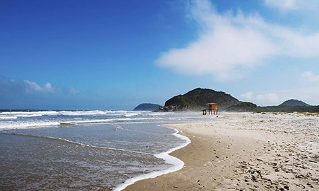 Ilha do Mel, Honey Island, Brazil