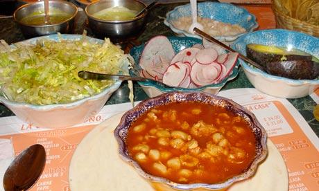 Nicholas Gilman Mexico City Food