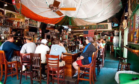Top 10 bars in Florida   Travel   The Guardian