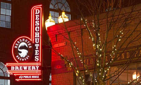 Deschutes Brewery, Portland, Oregon