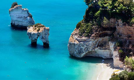 Naples Italy Beaches Resorts