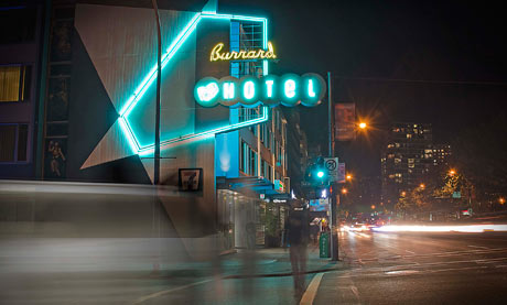 The Burrard Hotel,  Vancouver