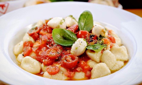 Gnocchi at El Ballo del Mattone
