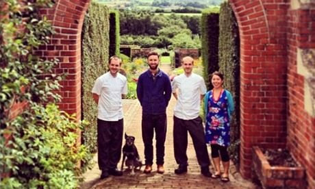 The Ethicurean restaurant team will be at the Somersault festival
