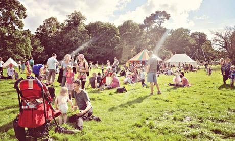 top 10 music festivals uk 2014
