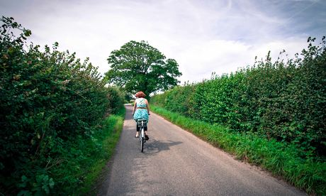 Cycling the Somerset cider route