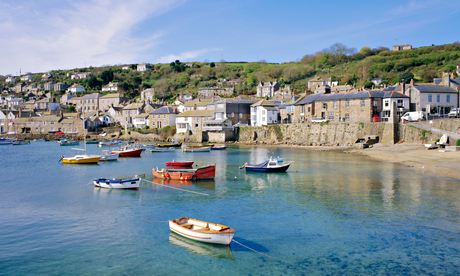 Mousehole, Cornwall, England