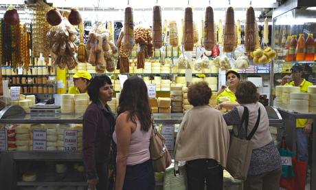 Mercado Central, Belo Horizonte, Brazil