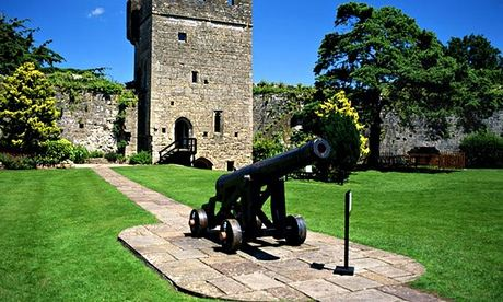 caldicot castle monmouthshire south wales