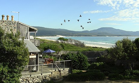 Aurora Beach Cottage, Seymour, Tasmania