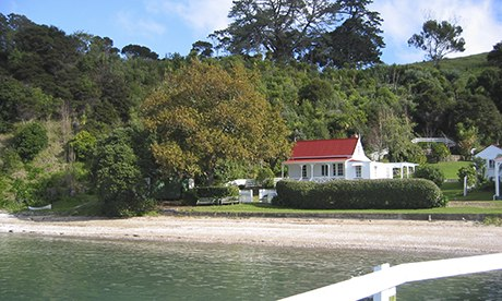 Connell's Bay Cottage, Waiheke, NZ
