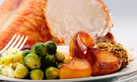 Feasting on Christmas dinner leftovers | Life and style | The Guardian